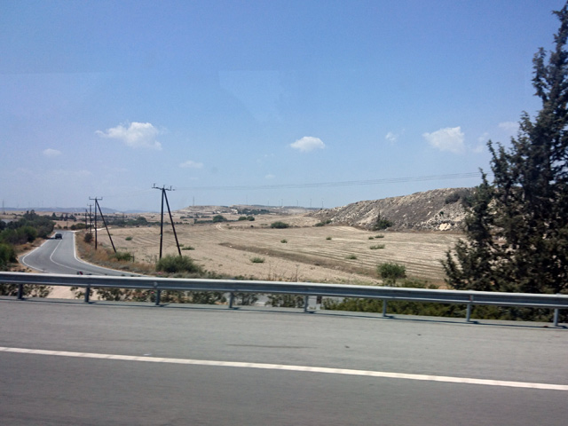 kypros-ma-maisema